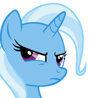 Trixie is begining to get very anoyed. by JoToast