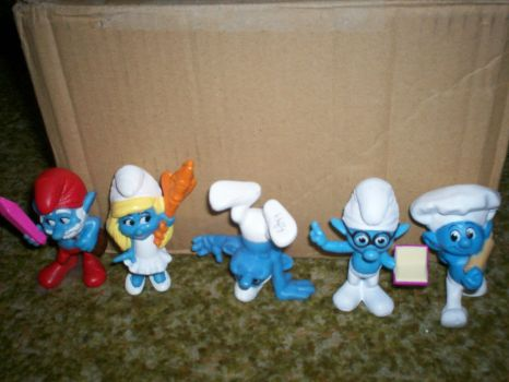 SMURFS 2 PICTURE 1 !!! by carl-88