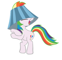 He's a Rainbow Party animal! by keeveew