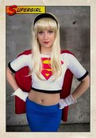 Supergirl by TheValleeOfCosplay
