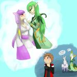 What a way to begin!! SerperiorxMienshao by OH-MY-GAYNESS
