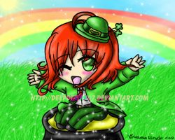 Happy St.Patrick's Day by HigginstheAwesome