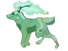 ghost deerdog /SOLD by autobody