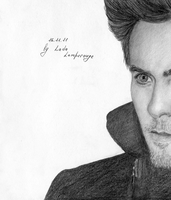 Jared Leto 3 by LadaLamperouge