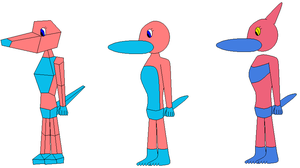 Porygon by Masterge77