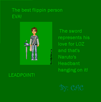 For Leadpoint by CoolAnimeChick