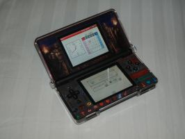 RuneScape DS Case Inside by MsGhia