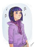 Twilight Sparkle... by vasira