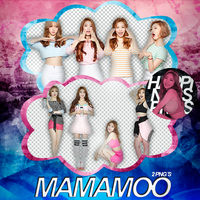 |45|Mamamoo|#01|by happinesspngs| by happinesspngs