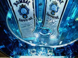 Blue Liqour Outtake III by carbyville