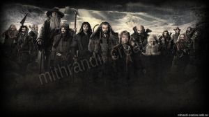 Thorin and Cie 2 by Mithrandir29