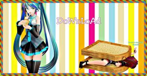 Sandwich Bread (download) by YamiSweet