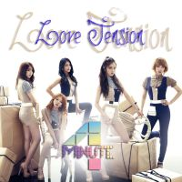 4Minute - Love Tension by AHRACOOL