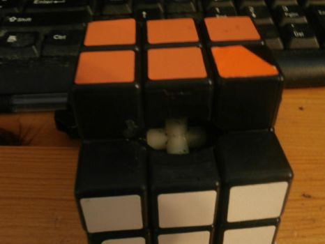 Cube by michael123425