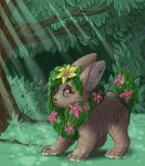 Cybunny Forest by Silverkiwi78
