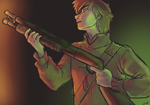 Soldier Hiccup by xCandySlice