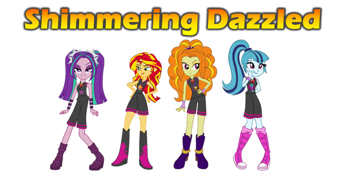 (Team Sunset) Shimmering Dazzled by Mike437