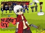 devil may cry 3 thumbnail BSC by classicsonic23