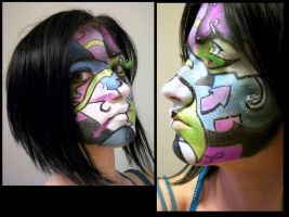 Yet Another Makeup Contest by Divulged
