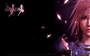 Final Fantasy XIII-2 Wallpaper by Nerkin