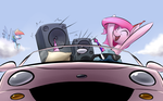 Party on Wheels by Underpable