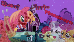 Sweet Apple Massacre by RedxFlare