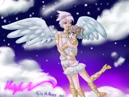 SoMa- Angels by Cqal