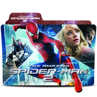 The Amazing Spider-Man 2 folder icon by Andreas86