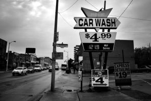 Fill Up and Wash by blink-click
