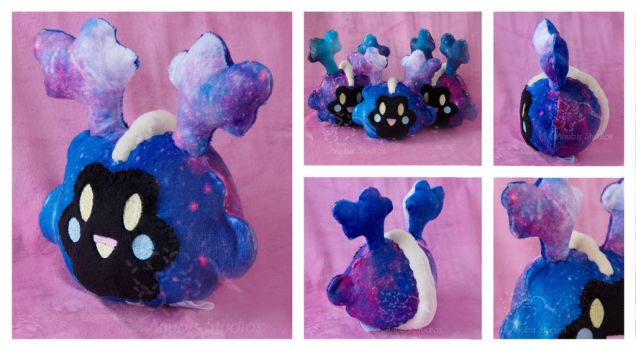 Cosmog Plush by areica