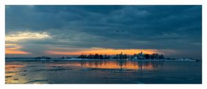 Helsinki Winterscape 3 by cor-explo