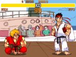 street fighter II classic by rob-jr