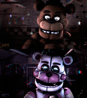 [SFM/FNAF/Sister Location] Forgot about the past. by NikzonKrauser