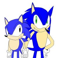 Sonic Generations by TheEmeraldWhirlWind
