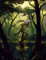 Dryad by CeruleanRaven