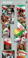 Iranians in WorldCup 2006 by iranians