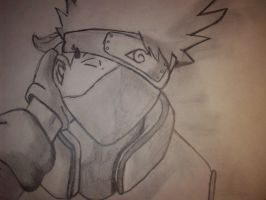 kakashi by Dr-pepper14