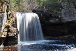 Sand Brook Falls 1 by LucieG-Stock