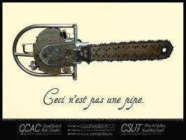 Ceci n'est pas une pipe I by dichotomies