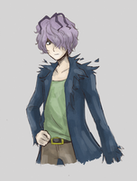 Garry from Ib by maybebaby83