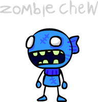 Zombie chew by ChewInc