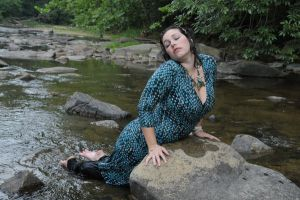 Sirens of Shallow Water V by lindowyn-stock