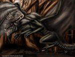 The Jersey Devil by TheDragonofDoom