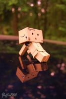 Danbo just chillin ........... by Yuffie1972