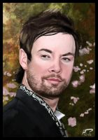 David Cook Painting 10 by Majoh