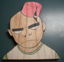 Russel Phase 3 - wood by 23-hour-party-people