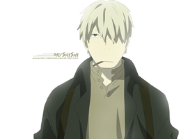 Vector Mushishi by VeGa-Designed