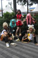 vocaloid group by GianGion