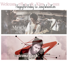 21082013 cover HPBD to Yeye and welcomeback Boss by Kr137
