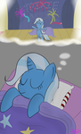 Trixie's Dream by MikorutheHedgehog